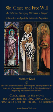 Advertisement - Sin, Grace and Free Will - Matthew Knell