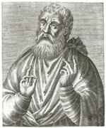 Justin Martyr (from André Thevet)